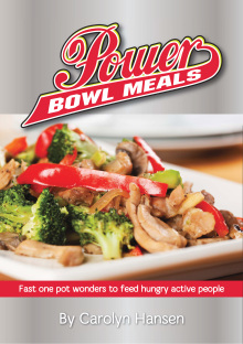 power bowl meals